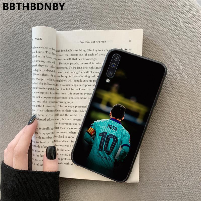 For Samsung Note9 case MESSI