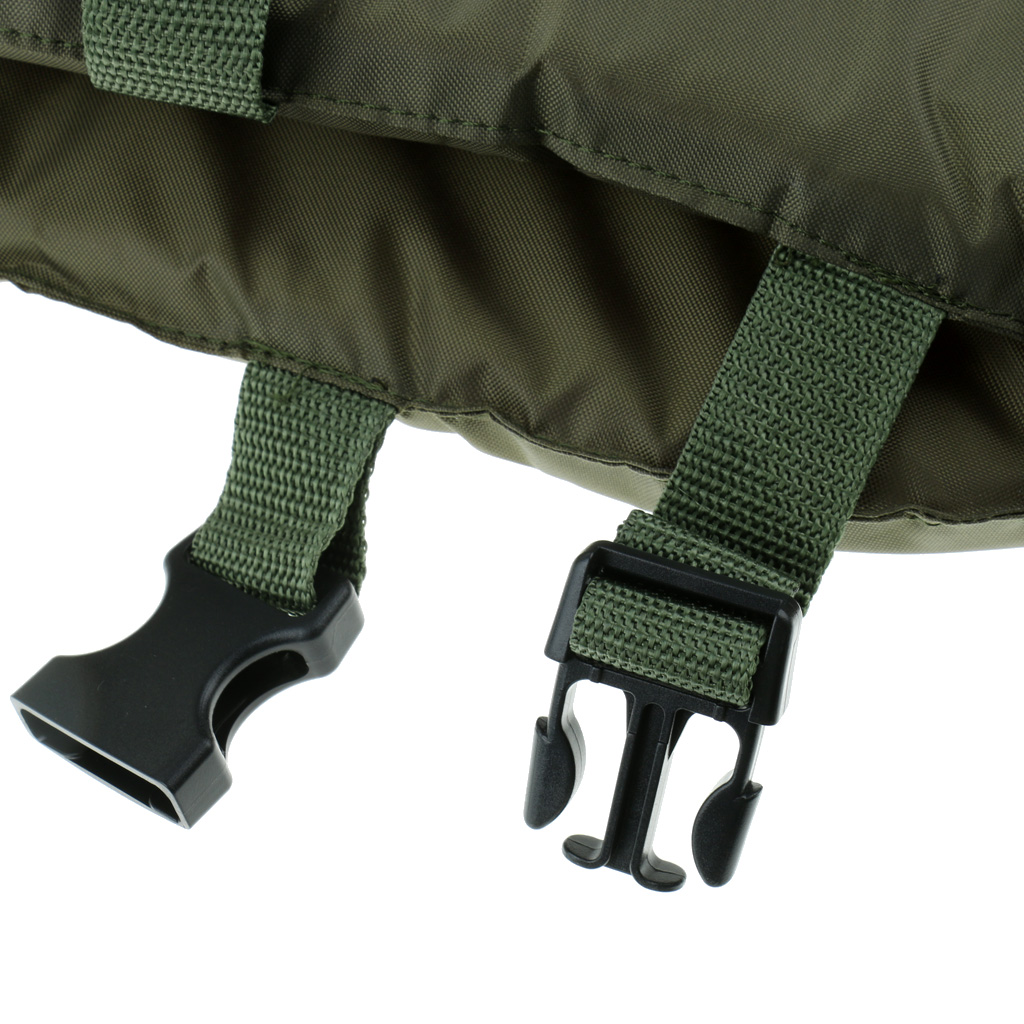 Army Green Foldable Unhooking Mat Fish Protection Beanies Mat Fishing Tackle