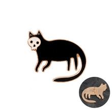 Più nuovo Carino Spilla Animale Zaino Mare Cappello Del Fumetto Uomini Donne pin straniero cose 1PC Abbigliamento Scimmia Leone Spilla Acrilico(China)