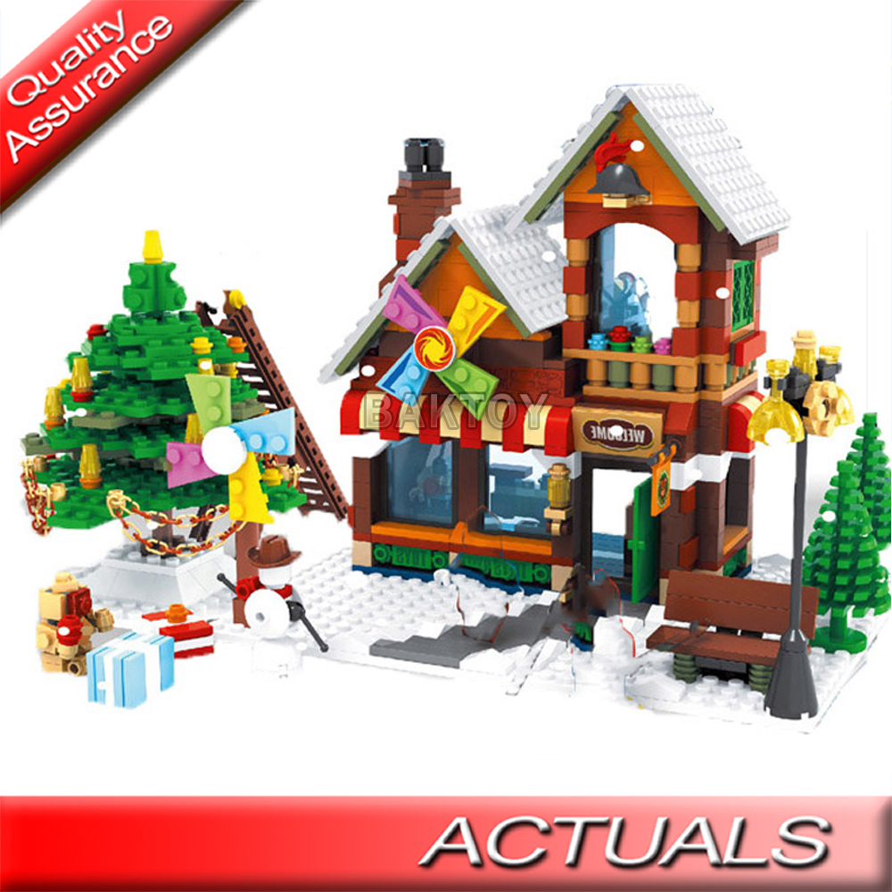 New Lemax Ace's Toy Town Holiday Christmas Porcelain Lighted Building 05653