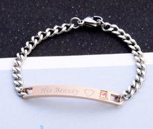 2020 Nieuwe Europa Kristal Uit Swarovskis Mode-sieraden Fit Dw Koppels Armband Armband Mannen & Vrouw Eenvoudige(China)