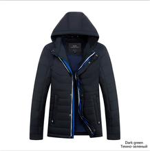 Blackleopardwolf 2019 新到着春ジャケット男性薄型綿ファッションスタイルダウンジャケットの男性春 ZC-C562(China)