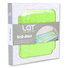 LAT-drap housse de berceau 100% coton   Doux, licorne, pour protecteur de couverture de matelas bébé, motif de dessin animé, pour lit de bébé taille 130x70cm(China)