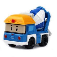 Disney Kartun Poli Sheriff Paduan Model Mobil Mainan Anak-anak Mobil Roy Truk Pemadam Kebakaran Amba Ambulans Model Hadiah Natal(China)