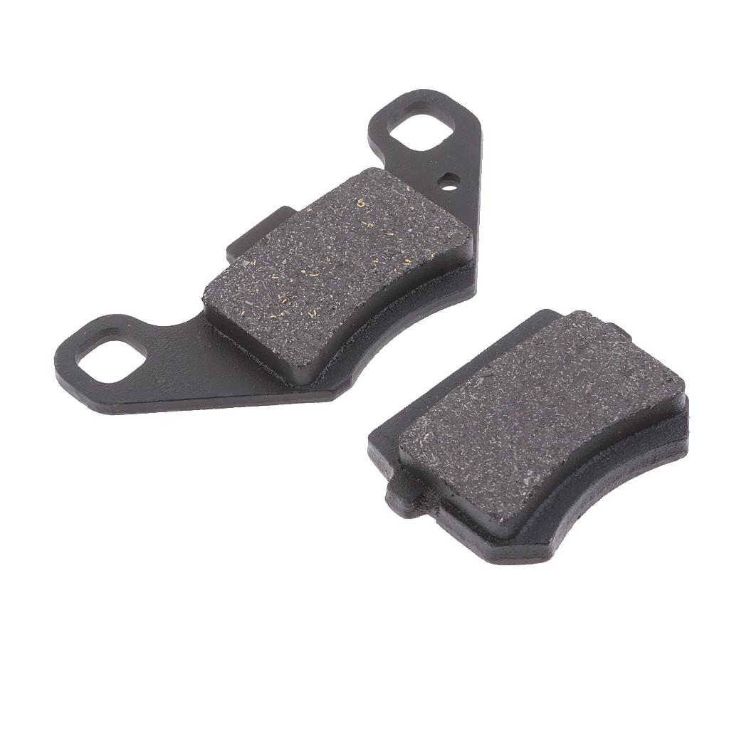 2x Front&Rear Brake Pad Caliper For 50cc 70cc 90cc 110CC 125CC ATVs Go Karts