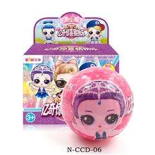 Eaki Surpresa Originais lol Boneca Bonecas Reborn Bebê Bola Enigma DIY Brinquedos Figuras de Ação Modelo Dress Up Princesa Boneca Brinquedos para As Crianças(China)