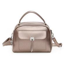 Dames Mode Designer Handtassen Hoge Kwaliteit Zacht Pu Lederen Tas Luxe Vrouwen Kleine Schoudertas Vrouwelijke Crossbody Tas(China)