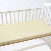 Sábana de algodón para bebé, colchón de cuna, colchón Protector, sábana para bebé, Sábana suave para recién nacido, funda para cuna y rayas YME005(China)
