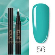 ROSALIND набор гелевых ручек для ногтей художественная ручка Sosk-Off УФ-Гель-лак чистый цвет 58 Полупостоянный длинный прочный верх женское космет...(China)