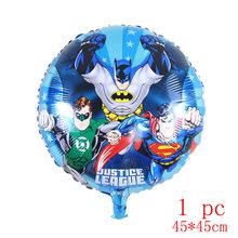 30pcs/set batman Party Cartoon Theme Party Favors Plastic Knives Forks Spoons Kids Superhero Birthday Baby Shower Decoration(China)