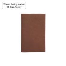 100% جلد طبيعي دفتر مخطط كتاب غطاء A5 B6 A6 ل MD مذكرات الأصلي رصاصة مجلة الرسم كراسة الرسم(China)
