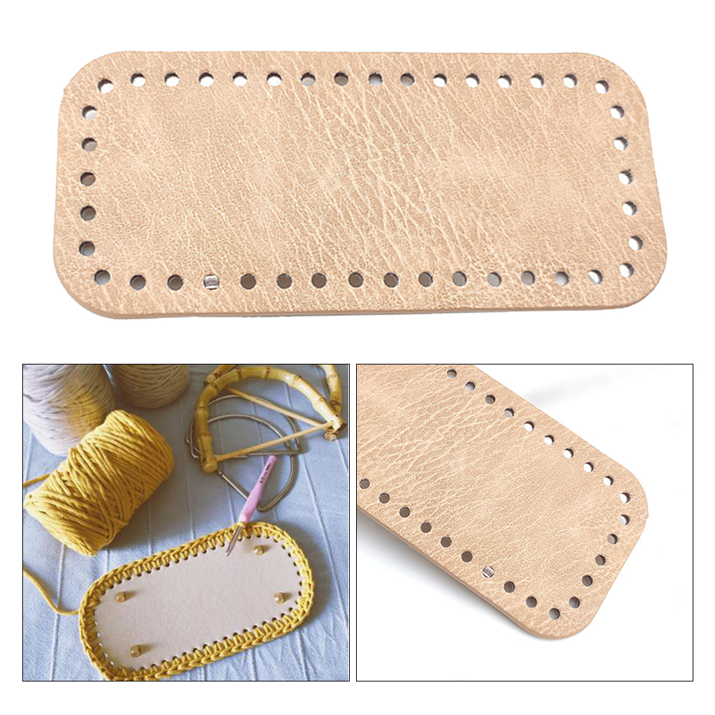 Cushion PU Bottom Body Bag DIY