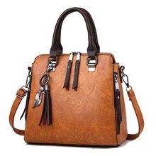 100% couro Genuíno Das Mulheres bolsas 2019 das Mulheres saco saco novo estilo, senhora set, saco de doce senhora, bolsa de ombro.(China)