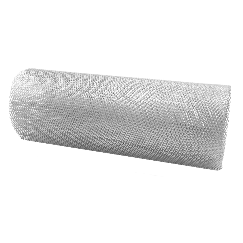 Car Aluminum Alloy Front Bumper Professional Spare Part Rhombic Grill Mesh