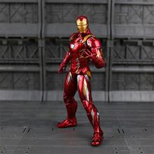 Vingadores Marvel Thanos HulkBuster Action Figure Brinquedos Homem De Ferro Homem Aranha Capitão América Thor Collectible Toy Modelo Pantera Negra(China)