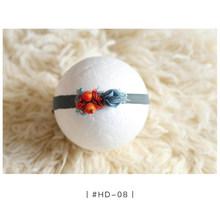 אל ג 'ודי יילוד תמונה אבזרי לעטוף צילום נכס רך למתוח שמיכות עם מתאים שיער אביזרי צילום תינוק(China)