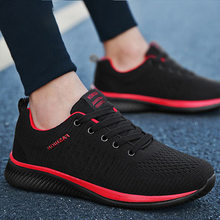 Erkekler saf renk modelleri nefes Sneakers gençlik moda rahat Hommes ışık rahat ayakkabılar Adulte Chaussures damla nakliye(China)