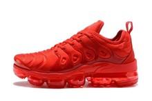 Nike ar vapormax plus tn masculino nova chegada original tênis de corrida antiderrapante esportes leves ao ar livre tênis #924453(China)