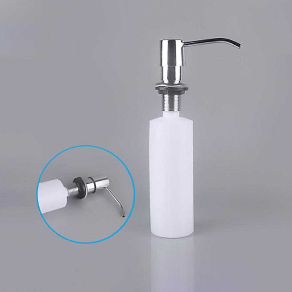 Dispensador de jab/ón autom/ático 600/ml recargable con soporte de pared Sensor bomba Touchless dispensador de jab/ón l/íquido