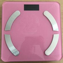 Yimeis весы напольные умные Fat цифровые восемь черный цвет баланс подключения Bluetooth весы SE45001(China)