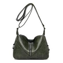 Estilo do inverno 2019 bolsas De Luxo Mulheres sacos de Designer De Bolsas de Couro Macio Multi-bolso Saco Crossbody Sacos de Ombro Para As Mulheres(China)
