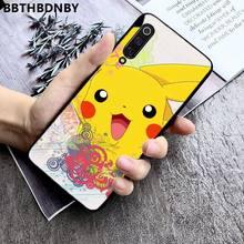 جراب هاتف Pikachue الفيلم كوكه شل حقيبة لهاتف xiaomi 8 9 se Redmi 6 6pro 6A 4X7 ملاحظة 5 7(China)