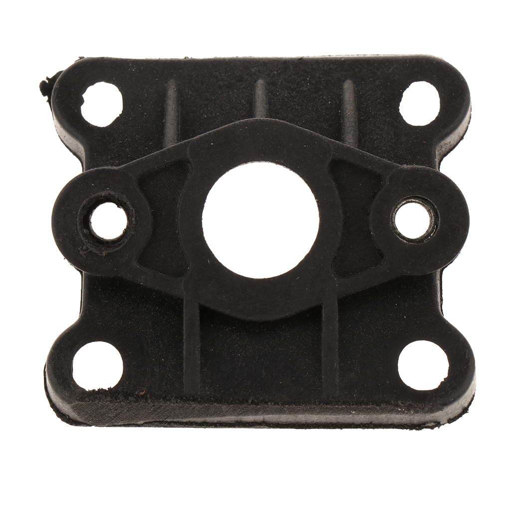 Black Intake Manifold Inlet for 43cc 47cc 49cc Mini Pocket Moto DIRT Bike ATV - Direct Replacement