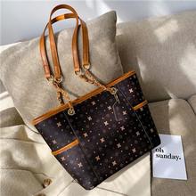 21 clube marca de moda cadeias diamante treliça geométrica mulheres totes escritório compras bolsas femininas casuais bolsas de ombro(China)