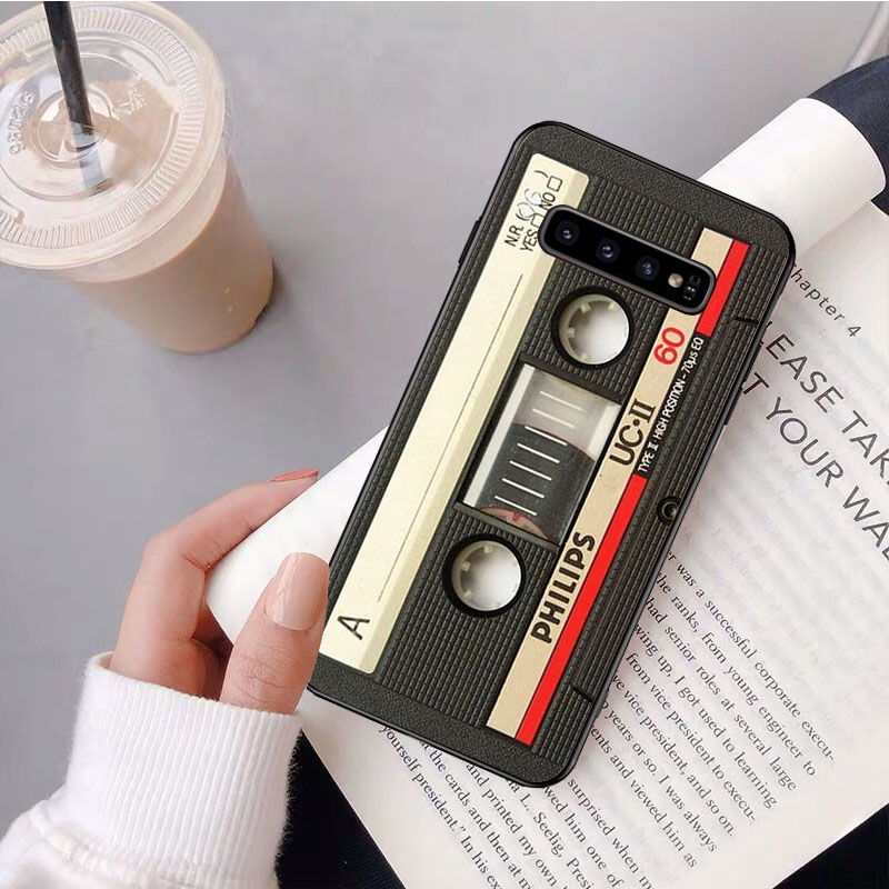 Camera Cassette Tapes Game console