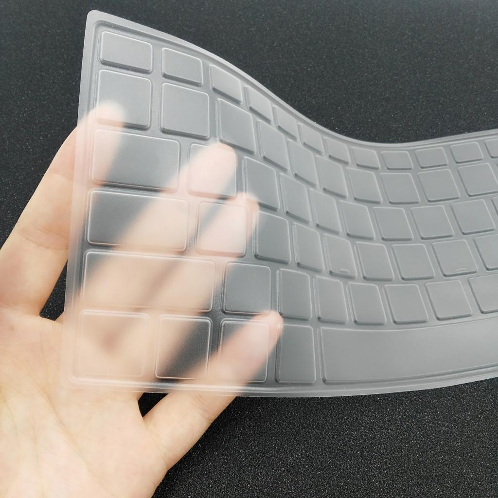 Anti Dust Keyboard Cover Skin Protector for Dell CR 15.6inch Computer
