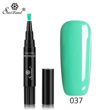 Гелевый карандаш Saviland для ногтей, гелевая ручка для ногтей 3 в 1, УФ-Гель-лак для ногтей, быстрая доставка(China)