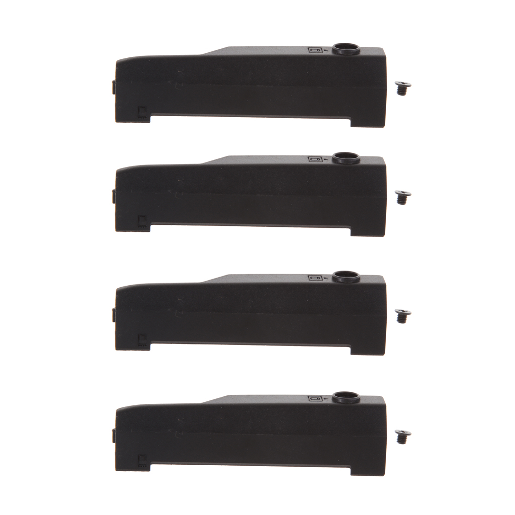 4x Replacement For Laptop Computer Lenovo IBM Thinkpad T410, T410i HDD Hard Drive Caddy Cover