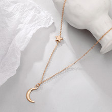 Geometric Multiple Layers Pendant Necklace New Fashion Trendy Womens Simple Chorker Necklace Birthday Gift Whosale Jewelry(China)
