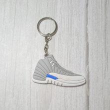Mini Silicon Móc Khóa Llaveros Móc Chìa Khóa Vòng Túi Charm Chìa Khóa Porte Clef Marvel Llavero Giày Chaveiro(China)