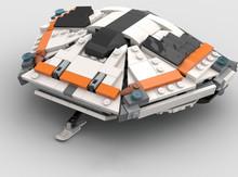 Строительный блок Legoins Lepins, миниатюрный Звездный разрушитель, Звездные войны, подарок на день рождения для мальчика, 2020(Китай)