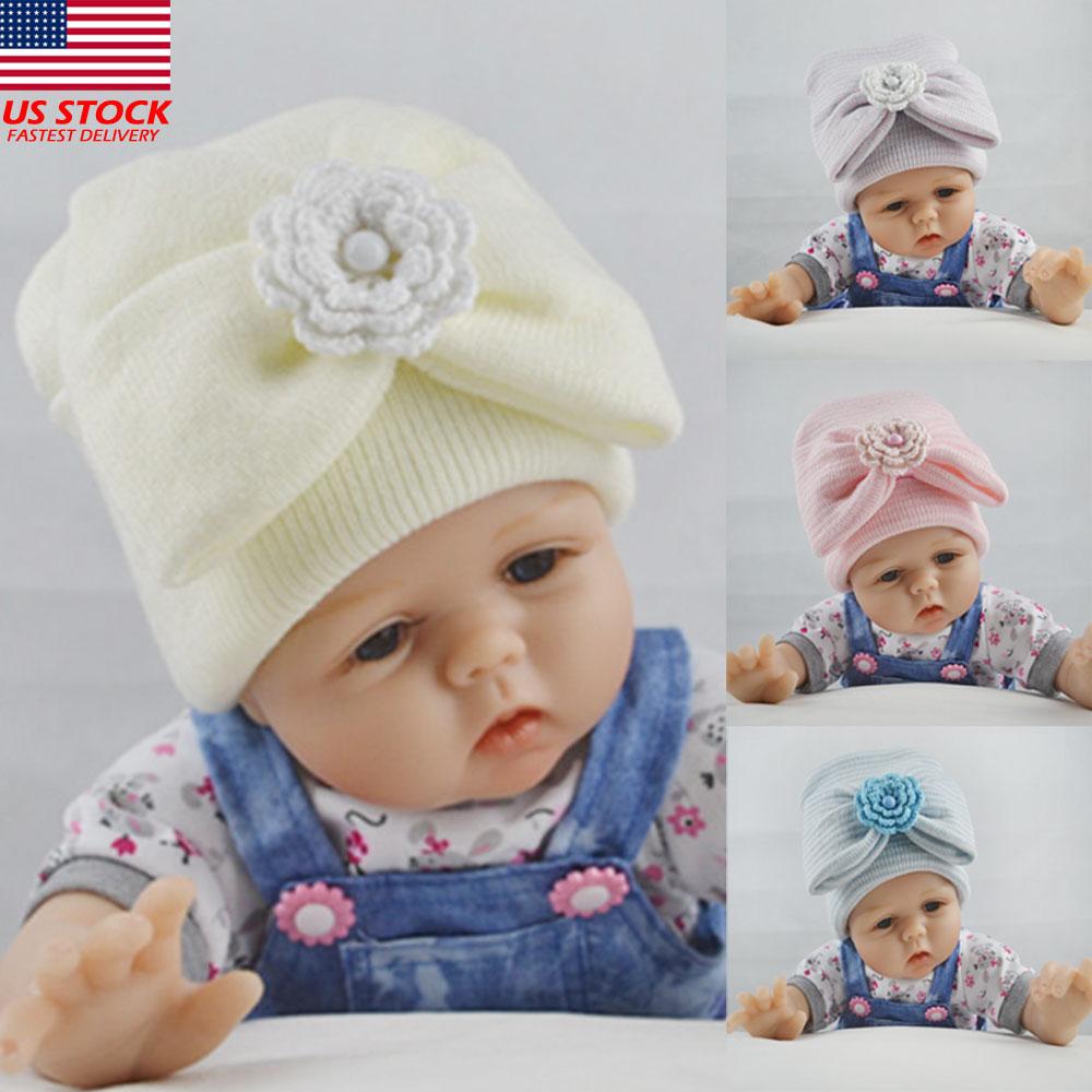 Baby Boy Hats Striped Soft Cotton Sunhat Eaves Baseball Cap SunHat Beret USstock
