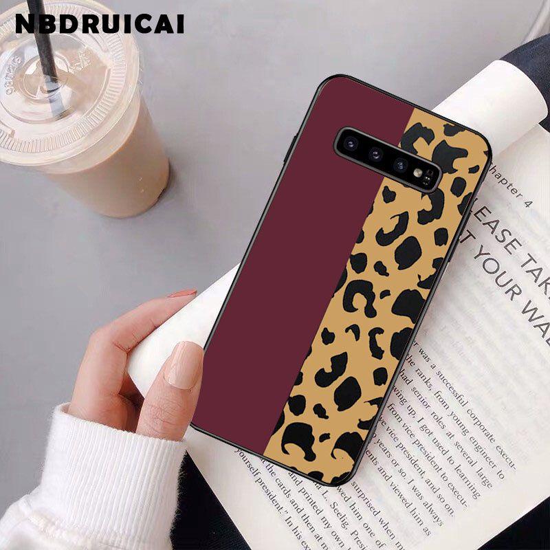 Leopard print and snake skin