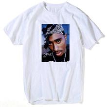Newest Fashion Man T shirt Xxxtentacion Summer Fashion T-shirt Casual White Funny Cartoon Print T-shirt Hip Pop Tops streetwear(China)