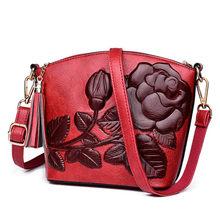 3d rosa flor pequenos sacos para as mulheres 2018 bolsas de luxo bolsas femininas designer bolsa mensageiro ombro sheel sac a principal femme(China)