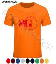 Vsenfo Sniper Gang T Shirt Kodak Hitam Rap Hip Hop Unisex T-shirt Keren Versi Jalan Pullover Kaos Pria Wanita A56(China)
