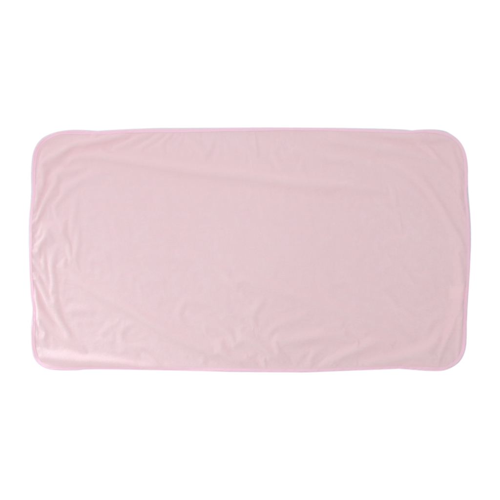 Washable Bed Sheet Elderly Incontinence Pad Underpad Protector 70x120cm Pink