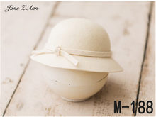 Jane Z Ann เด็กแรกเกิดหมวกเด็ก props ภาพเด็กทารกหมวกสตูดิโอถ่ายภาพอุปกรณ์เสริม(China)