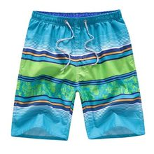 Pria Cepat Kering Celana Pendek Plus Ukuran Baju Renang Pria Berenang Celana Pendek Bermuda Surf Pakaian Renang Olahraga Pendek Renang(China)