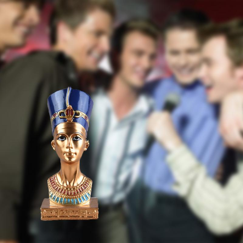 Party Sculpture Vintage Gift Ancient Egyptian Pharaoh Home Ornament Resin Crafts