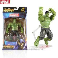 Brinquedos Hasbro Marvel The Avenger Endgame 17CM Super Hero Spider Man Homem De Ferro Figura de Ação Wolverine Thor Viúva Negra bonecas de brinquedo()