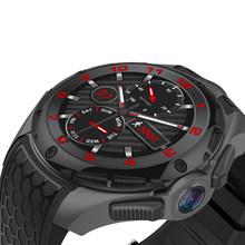 Zegarek IP68 3G mężczyźni Smartwatch telefon wodoodporny zegarek Android zdalnie sterowany krokomierz inteligentny zegarek nowy 2PM kamera pk w1 nadzieja 4 pro(China)