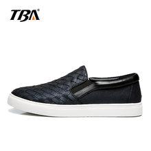 Wysokiej jakości TBA5838 jasnoczarny cauusual buty męskie buty do chodzenia rozmiar 38-45(China)