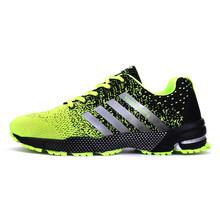 2020 printemps mode hommes Sneaker chaussures femmes maille respirant léger portable chaussures hommes décontractées marque de luxe Zapatos Hombre(China)