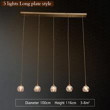 Fss Modern Luxury Crystal Chandelier Lighting LED Light For Living Room Dining Room Bedroom Indoor Light Fixtures Hanging Lamp(China)