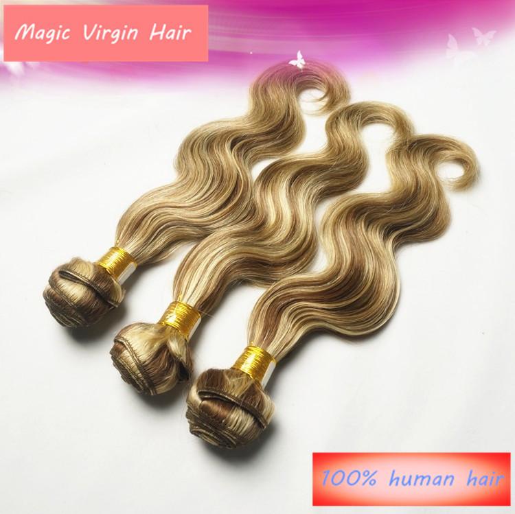 2015 piano 8613 blonde color brazilian virgin human hair weave desc pmusecretfo Gallery